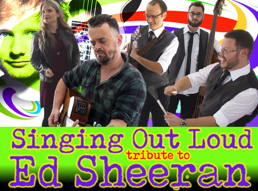 Centrestage Ed Sheeran Tribute