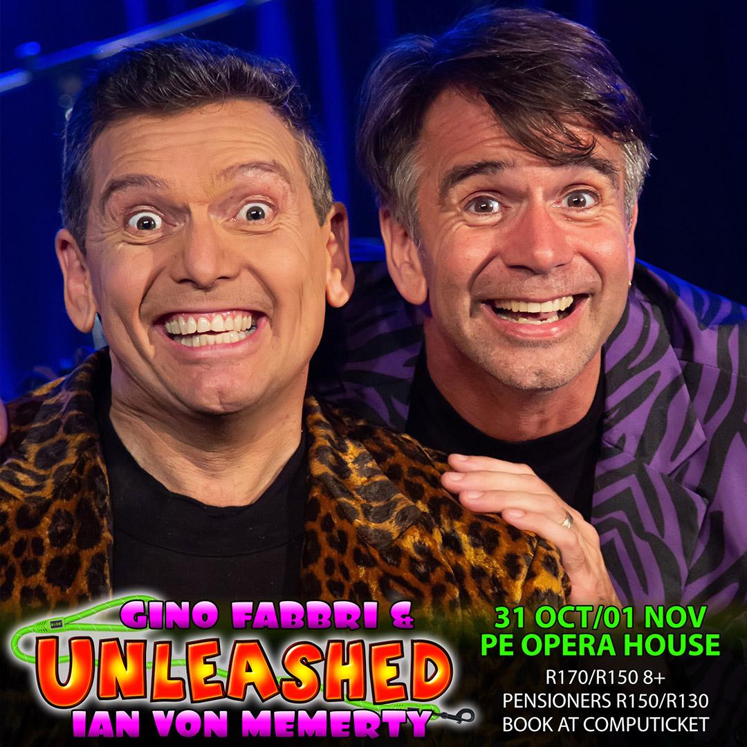 Gino & Ian - Unleashed
